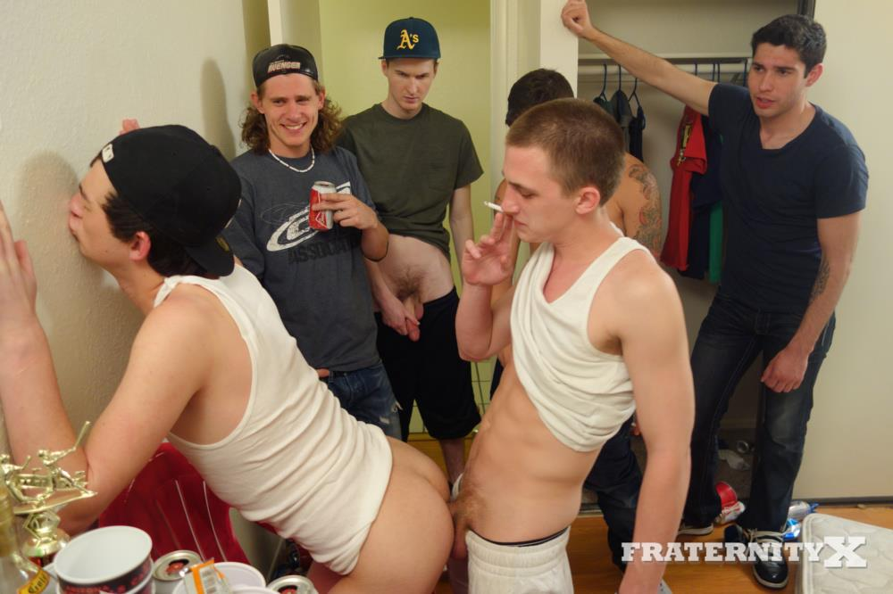 Fraternity-X-Silas-Gang-Bang-Bareback-A-Freshman-Pledge-BBBH-Amateur-Gay-Porn-11 Fraternity Guys Tie Up And Gang Bang Bareback The Freshman