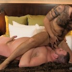 Stocky-Dudes-Colt-Woods-and-Zeke-Johnson-Chubby-Fat-Guy-Fucking-A-Hairy-Cub-Bareback-05-150x150 Chubby Guy With A Big Fat Cock Barebacks a Furry Cub